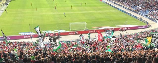 Nordkurve Hannover 96 KÖLSCH