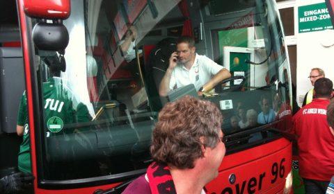 Jörg Colt Sievers Hannover 96